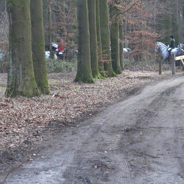 Slipjacht door Jachtvereniging Soestdijk