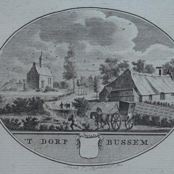 Bussem en Bussum
