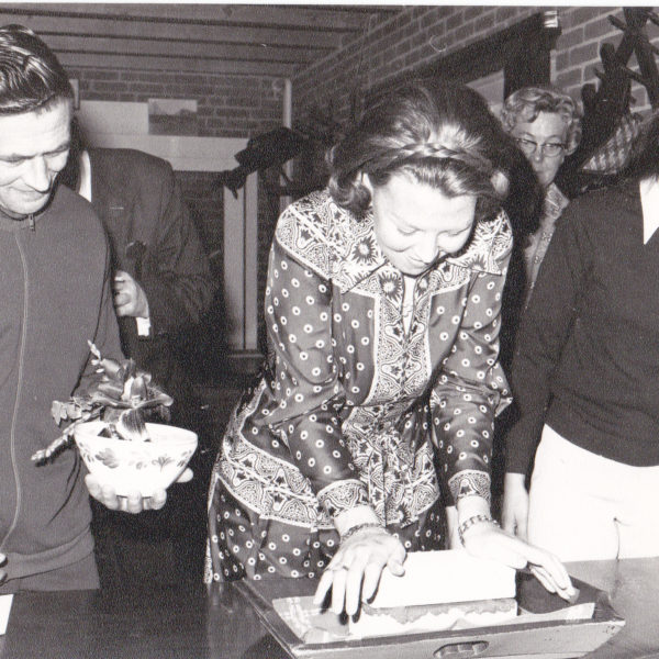 Bezoek Beatrix 1972