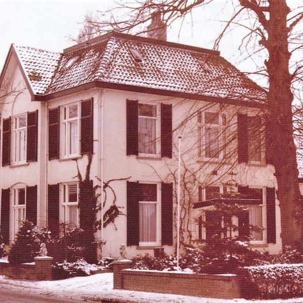 Oude dokterhuis dorpsstraat Hummelo