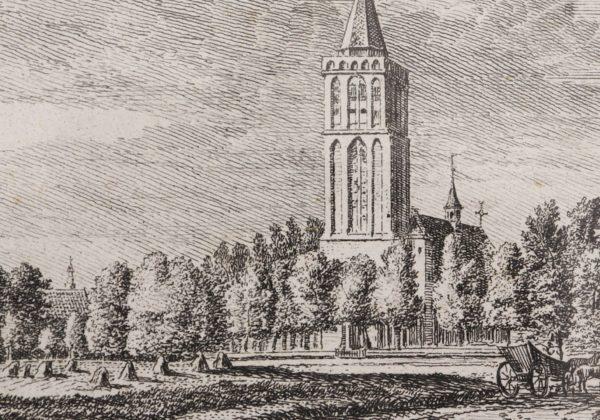Kerkebuurt in Soest